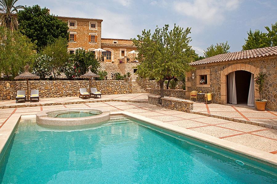Finca Hotel CAN ESTADES Mallorca